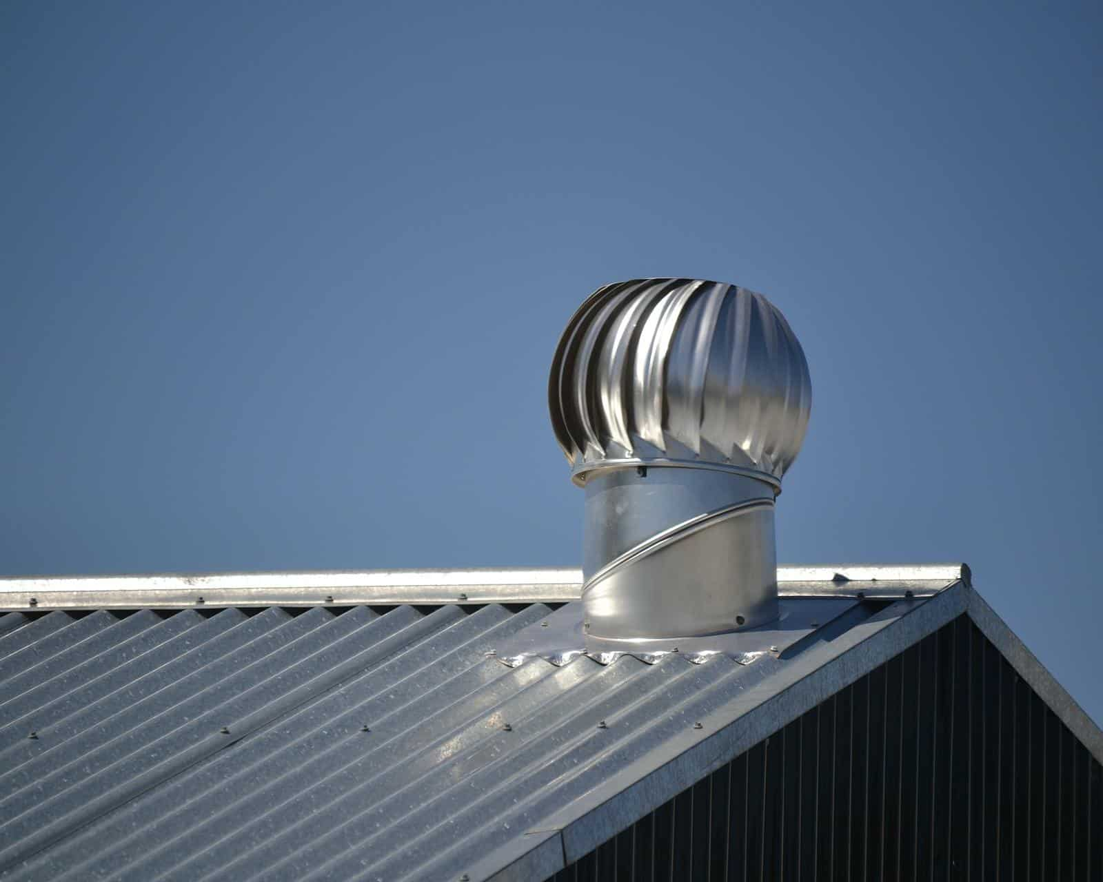 North York roof vents